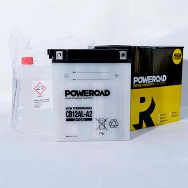Batería Poweroad CB12AL-A2 12V 12AH