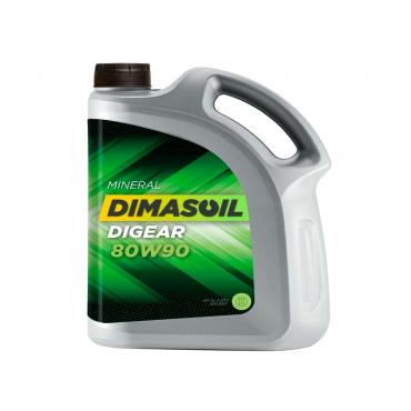 Dimasoil DIGEAR 80W90 GL5 5L
