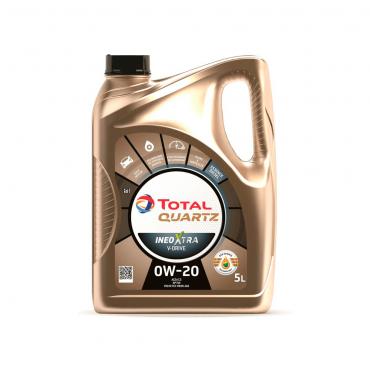 Total Quartz INEO XTRA V-DRIVE 0W20 5L