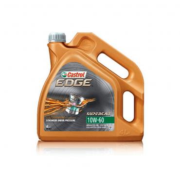 Castrol EDGE Supercar 10W60 4L