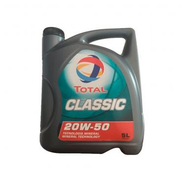 Total CLASSIC 5 20W50 5L