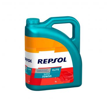 Repsol Elite Super 20W50 5L