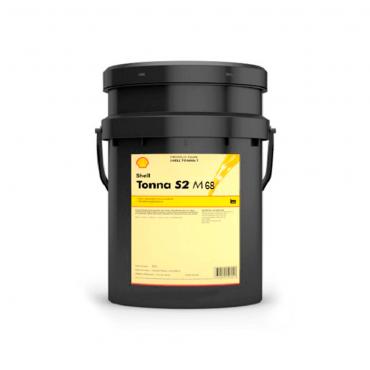 Shell Tonna S2 M 68 20L