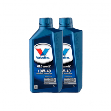 Valvoline 10W40 All Climate Extra PACK 2x1L