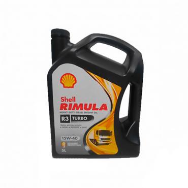 Shell Rimula R3 Turbo 15W40 5L