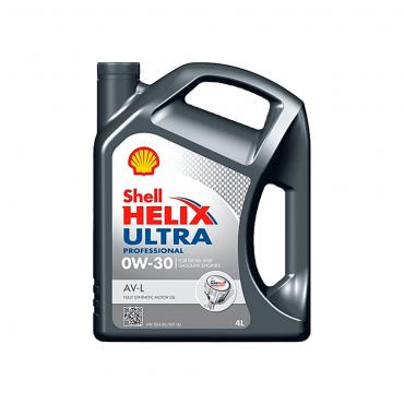 Shell Helix Ultra AV-L 0W30 5L