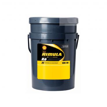 Shell Rimula R6 M 10W40 20L