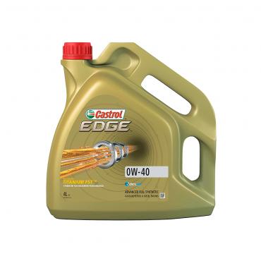 Castrol Edge 0W40 C3 4L