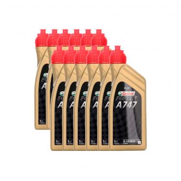 Caja 12 Litros Castrol POWER1 A747 2T