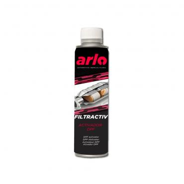 Aditivo Filtractiv DPF ARLO 250ml