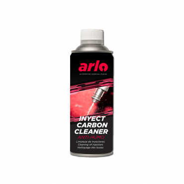Aditivo Inyect Carbon Cleaner ARLO 400ml