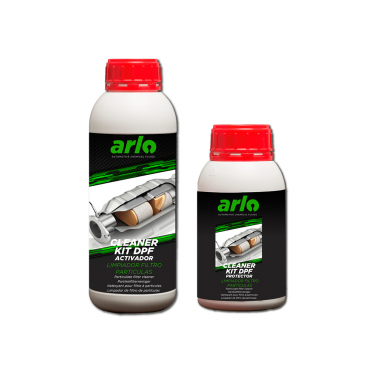 Aditivo Cleaner Kit DPF Activator ARLO