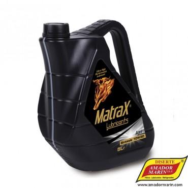 Aceite Matrax Agri Sintesis 10W30 5L