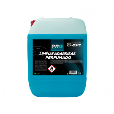 Limpiaparabrisas -25ºC 20L
