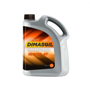 Dimaboard 4T 10W30 Dimasoil 5L