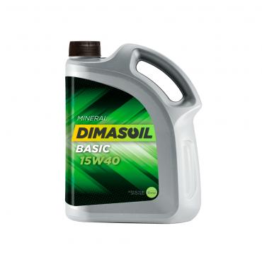 Dimasoil Basic 15W40 5L