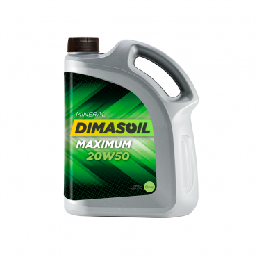 Dimasoil MAXIMUM 20W50 5L