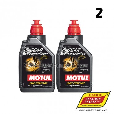 Motul Gear Competition...