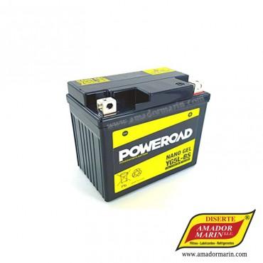 Batería Poweroad YTX5L-BS