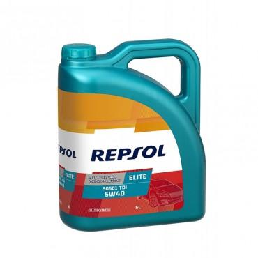 Repsol Elite 5W40 TDI 50501 5l